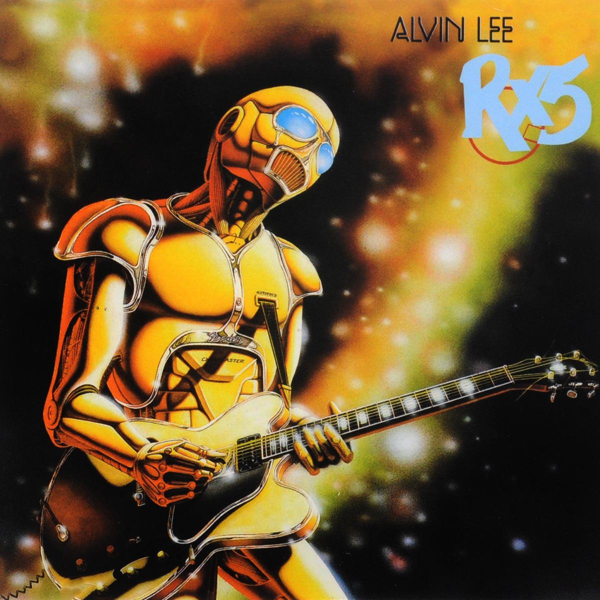Алвин Ли Alvin Lee. RX5 alvin lee alvin lee ten years la ride on 180 gr