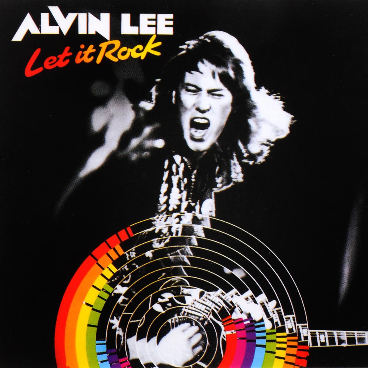 Алвин Ли Alvin Lee. Let It Rock alvin lee alvin lee ten years la ride on 180 gr
