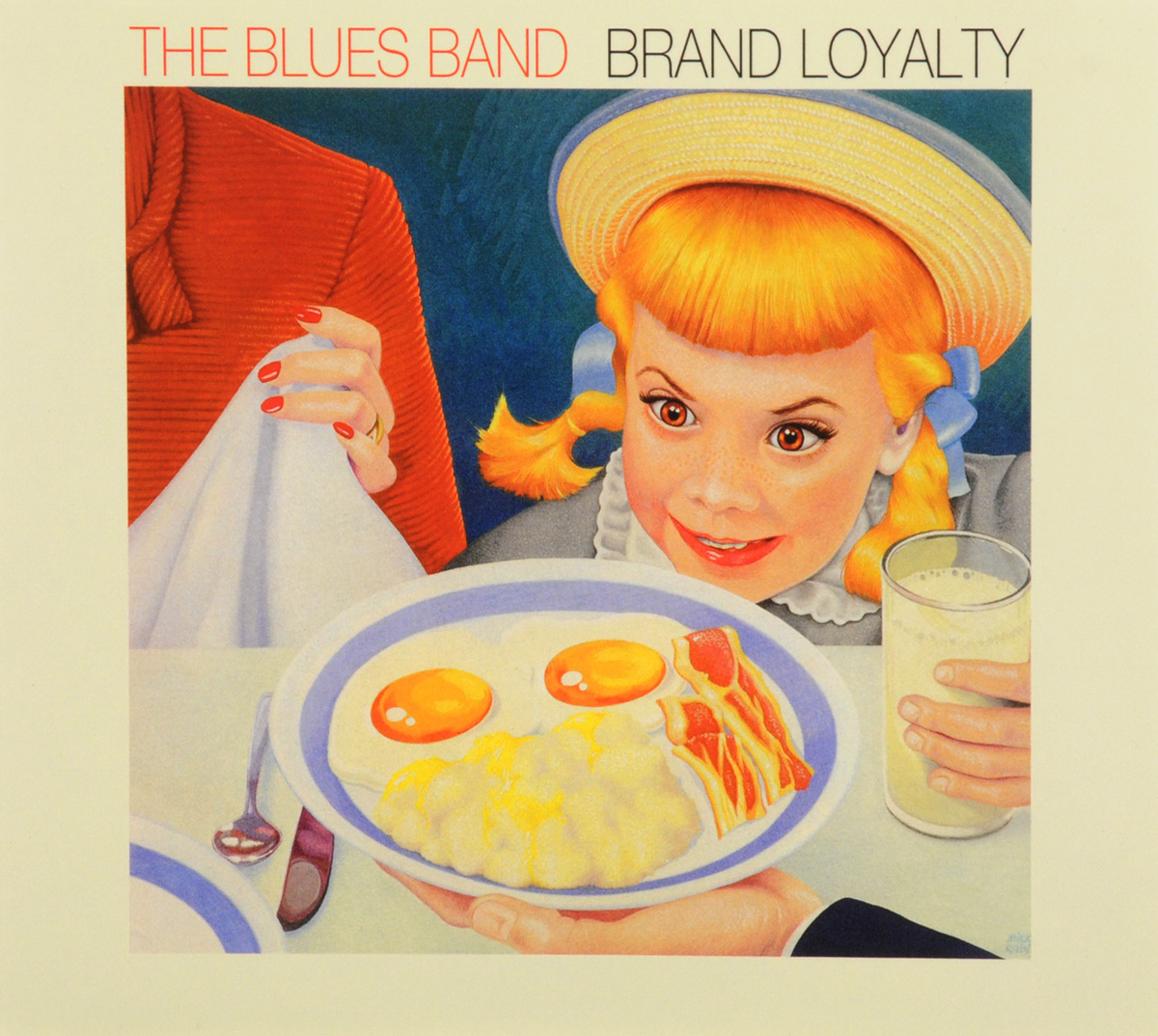 Blues Band The Blues Band. Brand Loyalty e loyalty