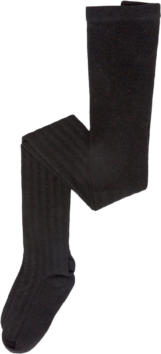 Колготки для девочки infinity KIDS Lavinia, цвет: черный. 32214460069_100. Размер 134/14032214460069_100Детские колготки изготовлены из высококачественного эластичного материала на основе хлопка, мягкого и нежного на ощупь. Колготки выполнены с эластичной резинкой на поясе и оформлены рельефной вязкой.