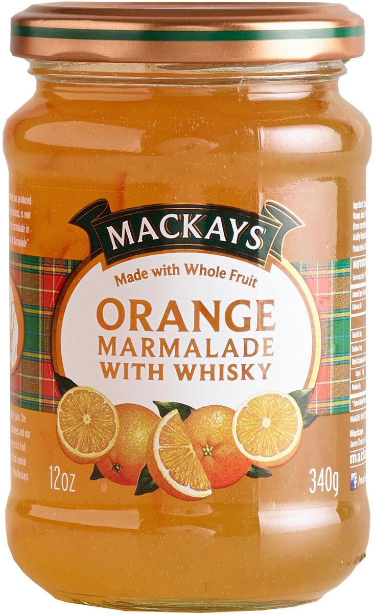 где купить Mackays Десерт фруктовый из апельсина с виски, 340 г по лучшей цене