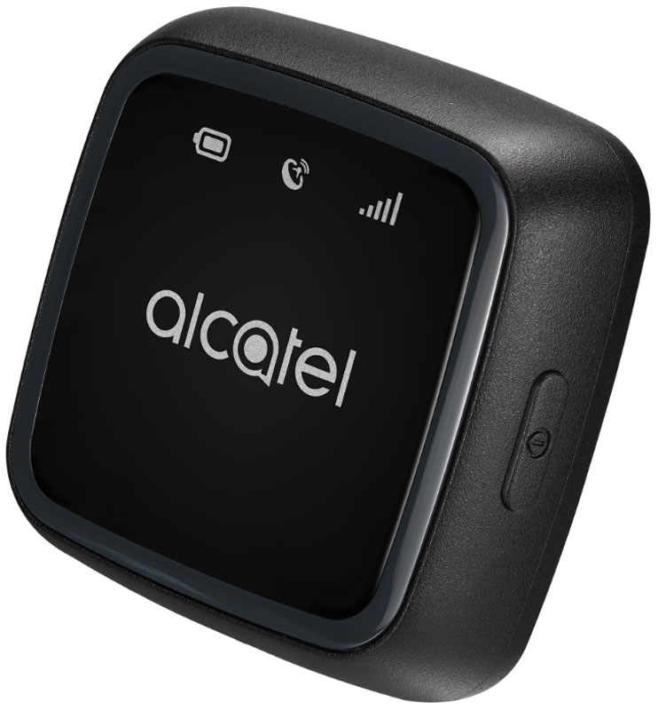 Alcatel MK20X, Black GPS-трекер - Туристические GPS-навигаторы