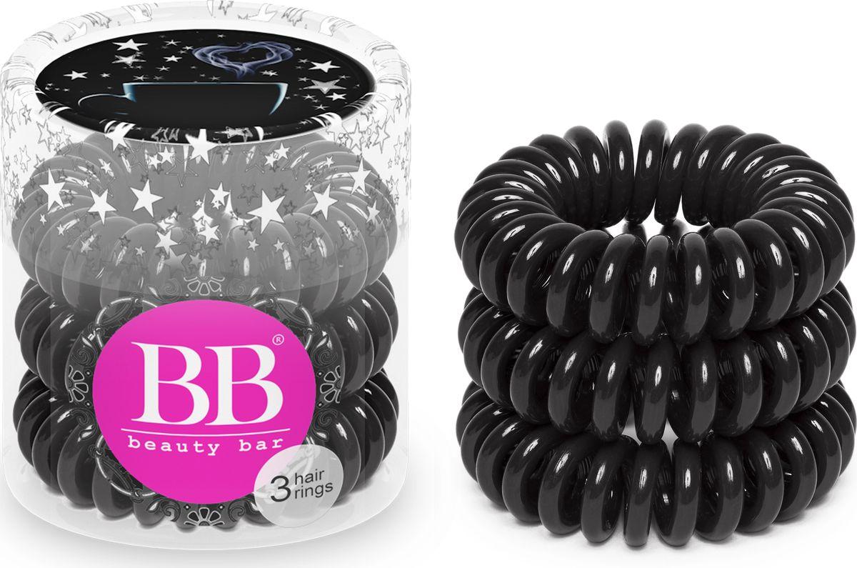 Фото - Резинка для волос Beauty Bar, цвет: черный резинки beauty bar резинка для волос beauty bar детский
