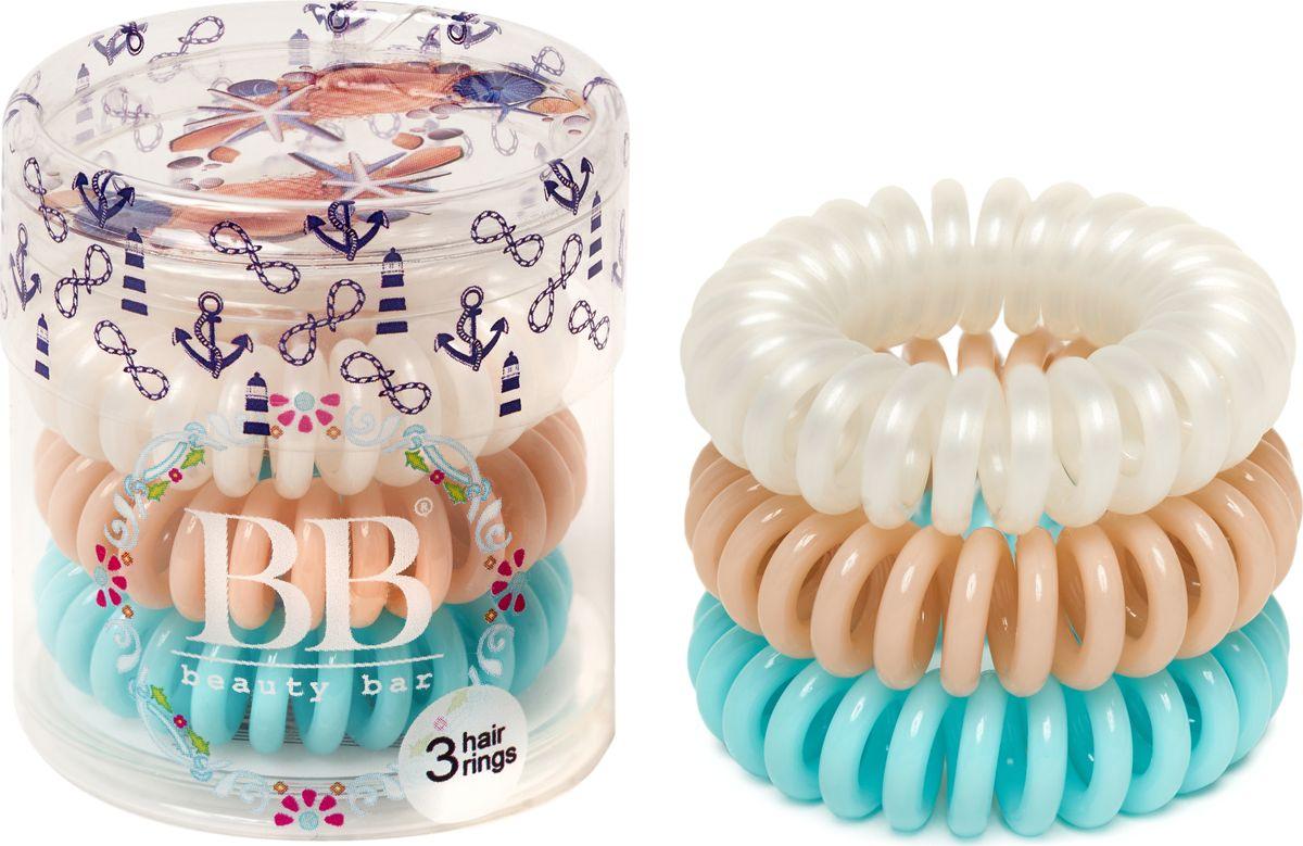 Резинка для волос Beauty Bar. Набор морской резинки beauty bar резинка для волос beauty bar акварель