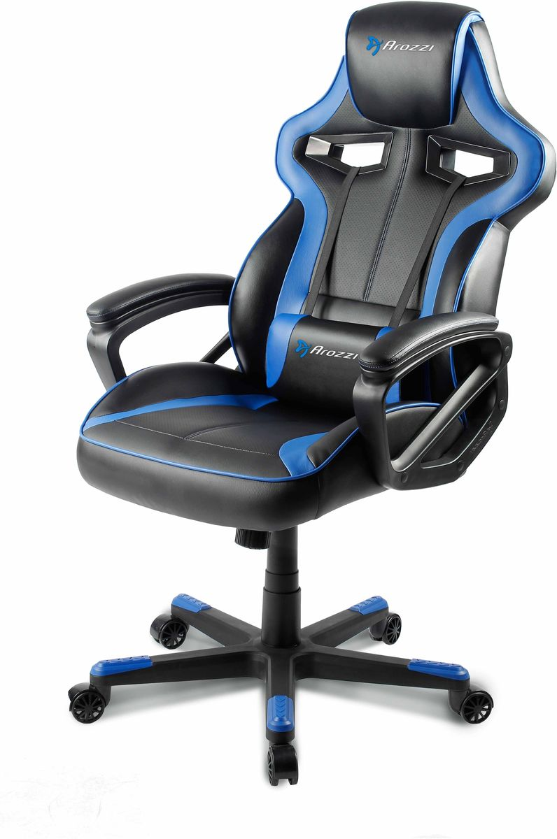 Arozzi Milano, Blue игровое кресло dxracer special edition oh re128 nwgo cod компьютерное игровое кресло orange