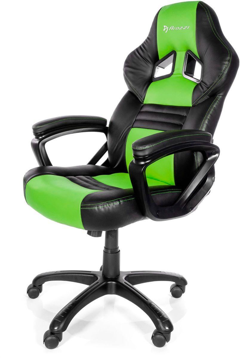 Arozzi Monza, Green игровое кресло arozzi torretta orange v2 игровое кресло