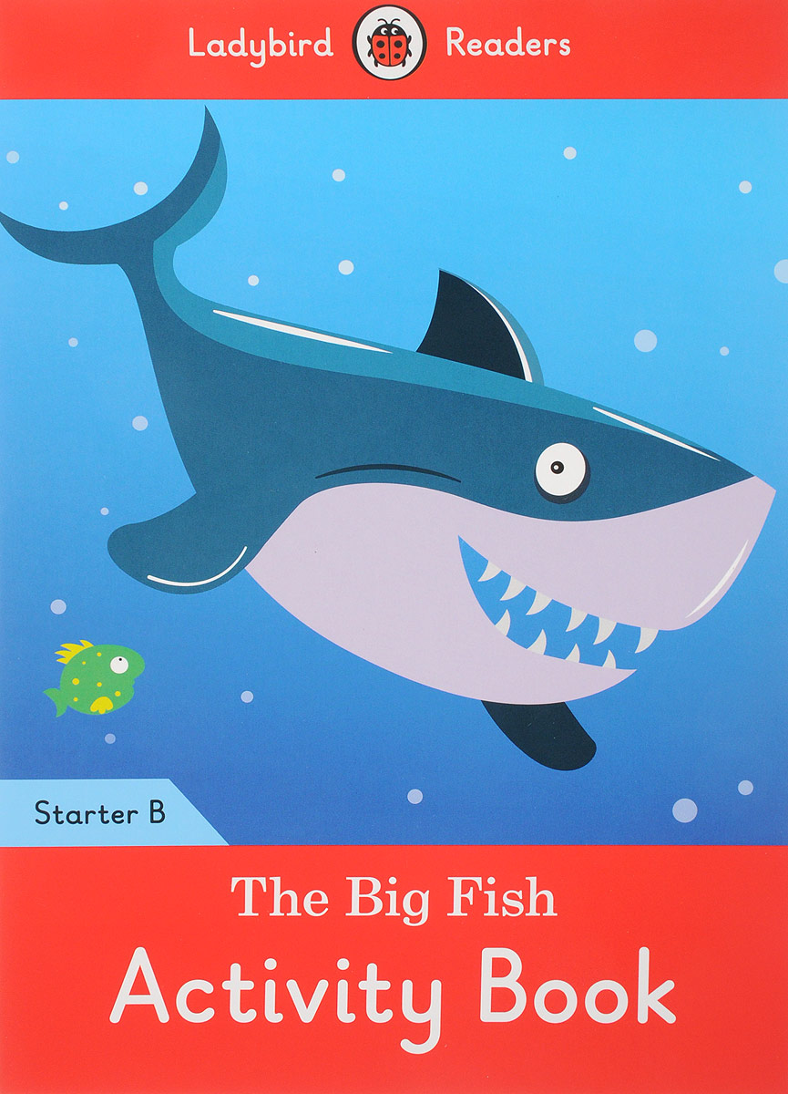 The Big Fish: Activity Book: Starter Level B doctor panda activity book ladybird readers starter level b