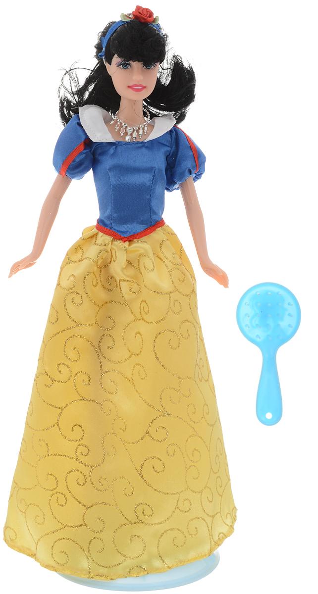 Defa Кукла Lucy Princess цвет платья синий золотистый кукла defa lucy принцесса 8182