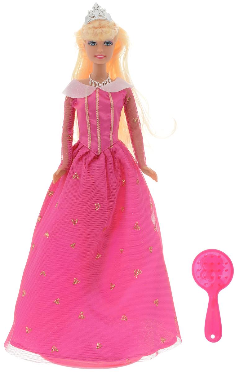 Defa Кукла Lucy Princess цвет платья розовый кукла defa lucy принцесса 8269