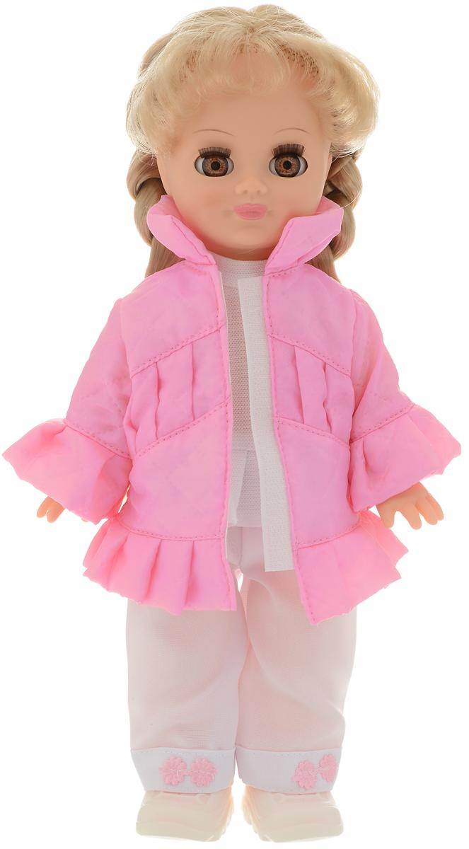 Весна Кукла озвученная Олеся цвет одежды розовый белый весна весна кукла олеся 5 озвученная 35 см