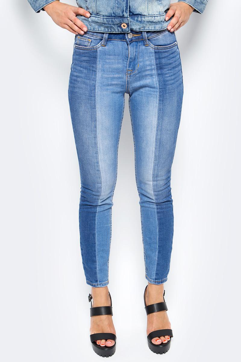 Джинсы женские Tom Tailor, цвет: голубой. 6255016.00.71_1053. Размер 25-32 (40/42-32)