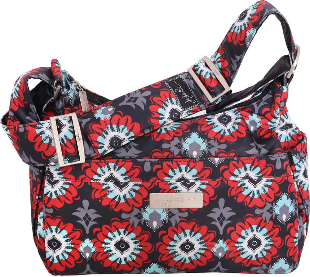 Ju-Ju-Be Сумка для мамы HoboBe sweet scarlet ju ju be сумка для мамы hobobe black widow