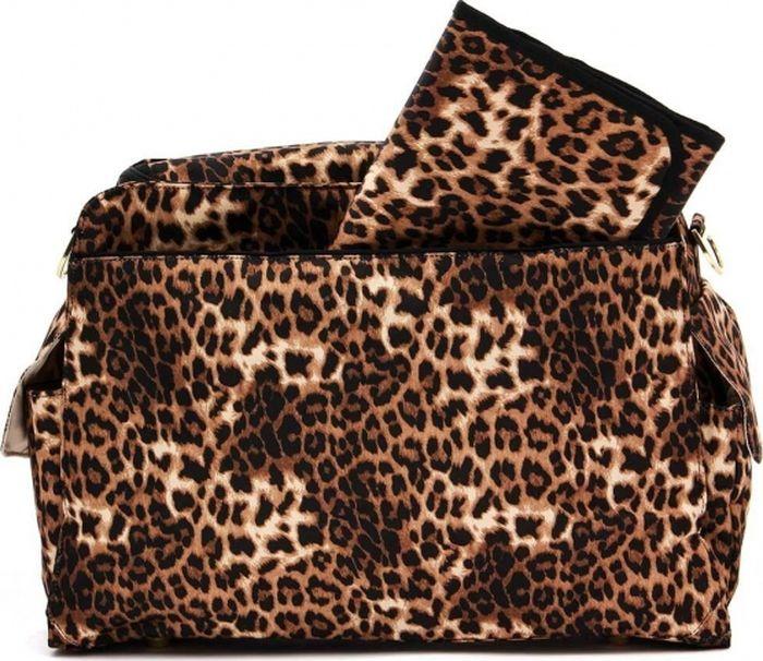 Ju-Ju-BeДорожная сумка для мамы Be Prepared queen of jungle Ju-Ju-Be