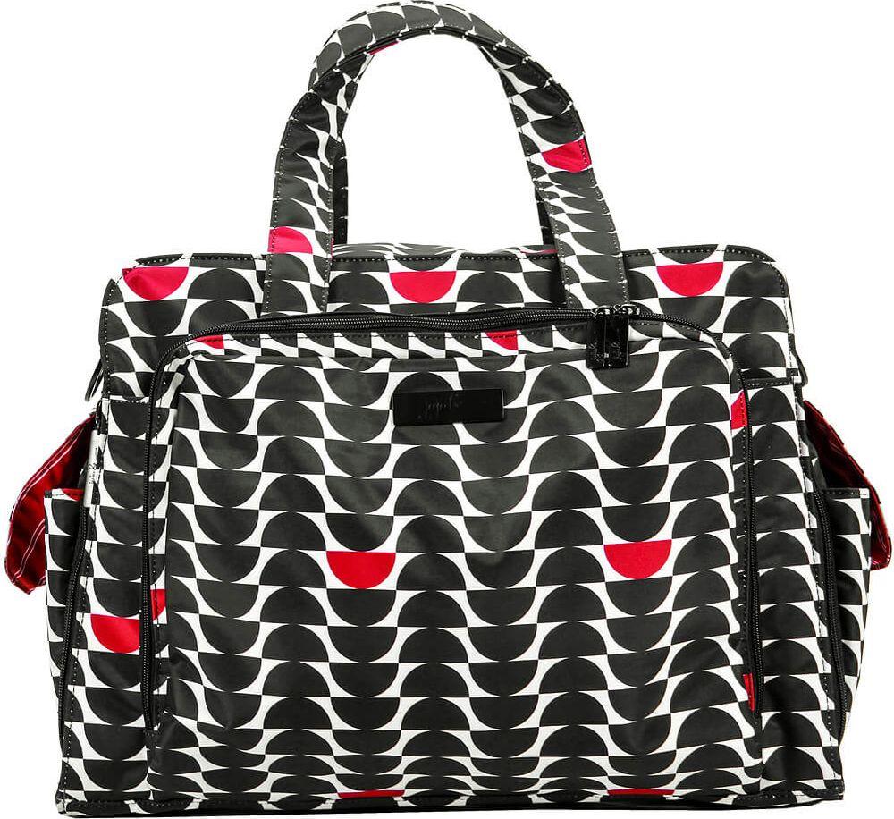 Ju-Ju-Be Дорожная сумка для мамы Be Prepared black widow сумка для мамы ju ju be be light onyx black magic