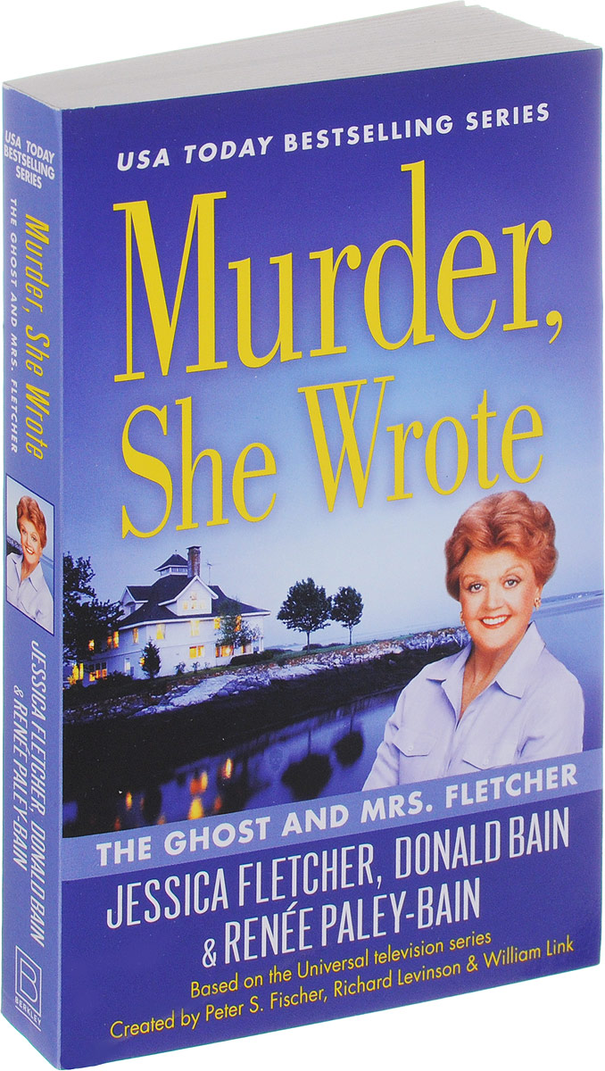 Murder, She Wrote: The Ghost and Mrs. Fletcher murder she wrote close up on murder