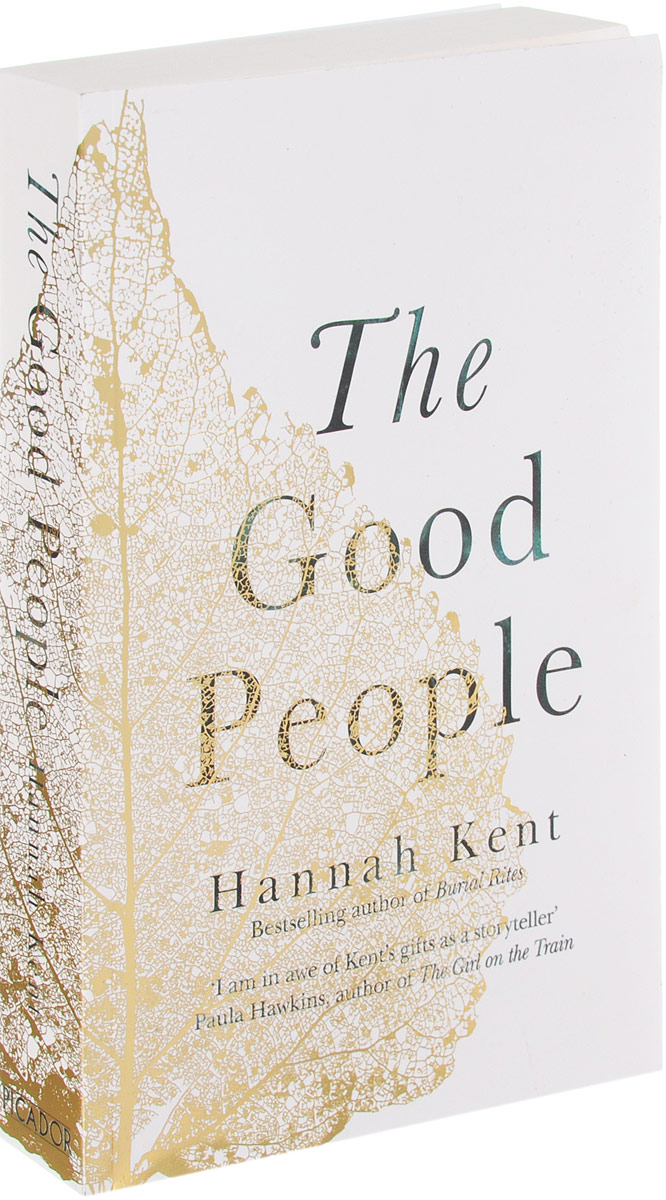 The Good People what she left
