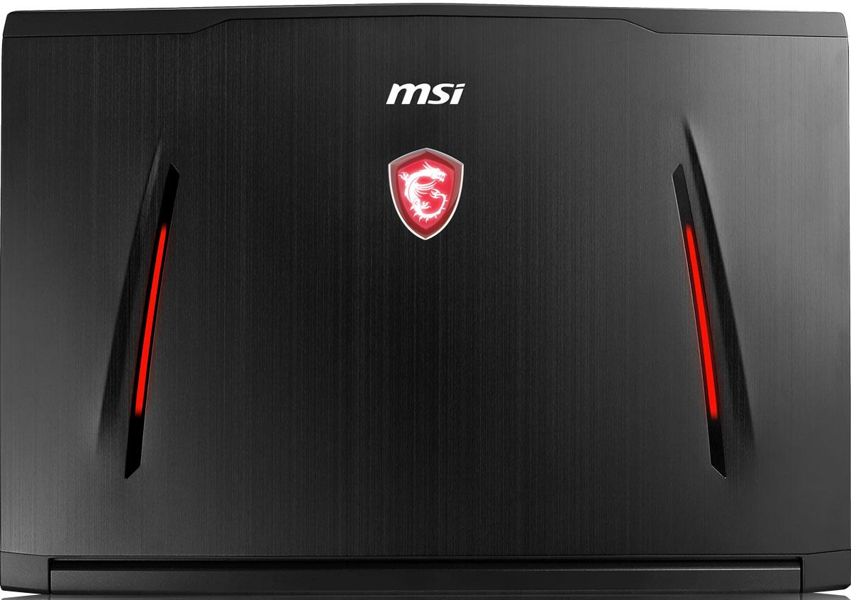 MSI GT62VR 7RE-427RU Dominator Pro, Black MSI