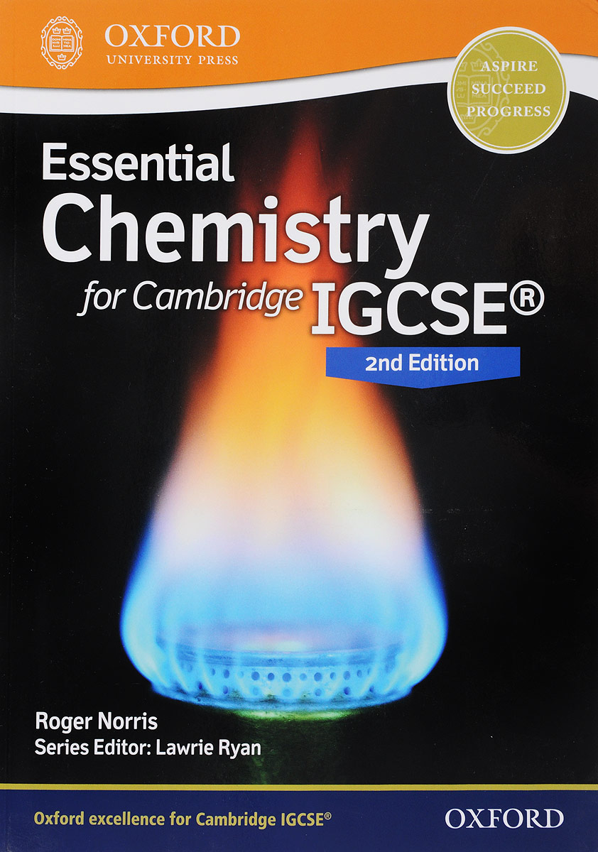 Essential Chemistry for Cambridge IGCSE: Student Book сумка the cambridge satchel