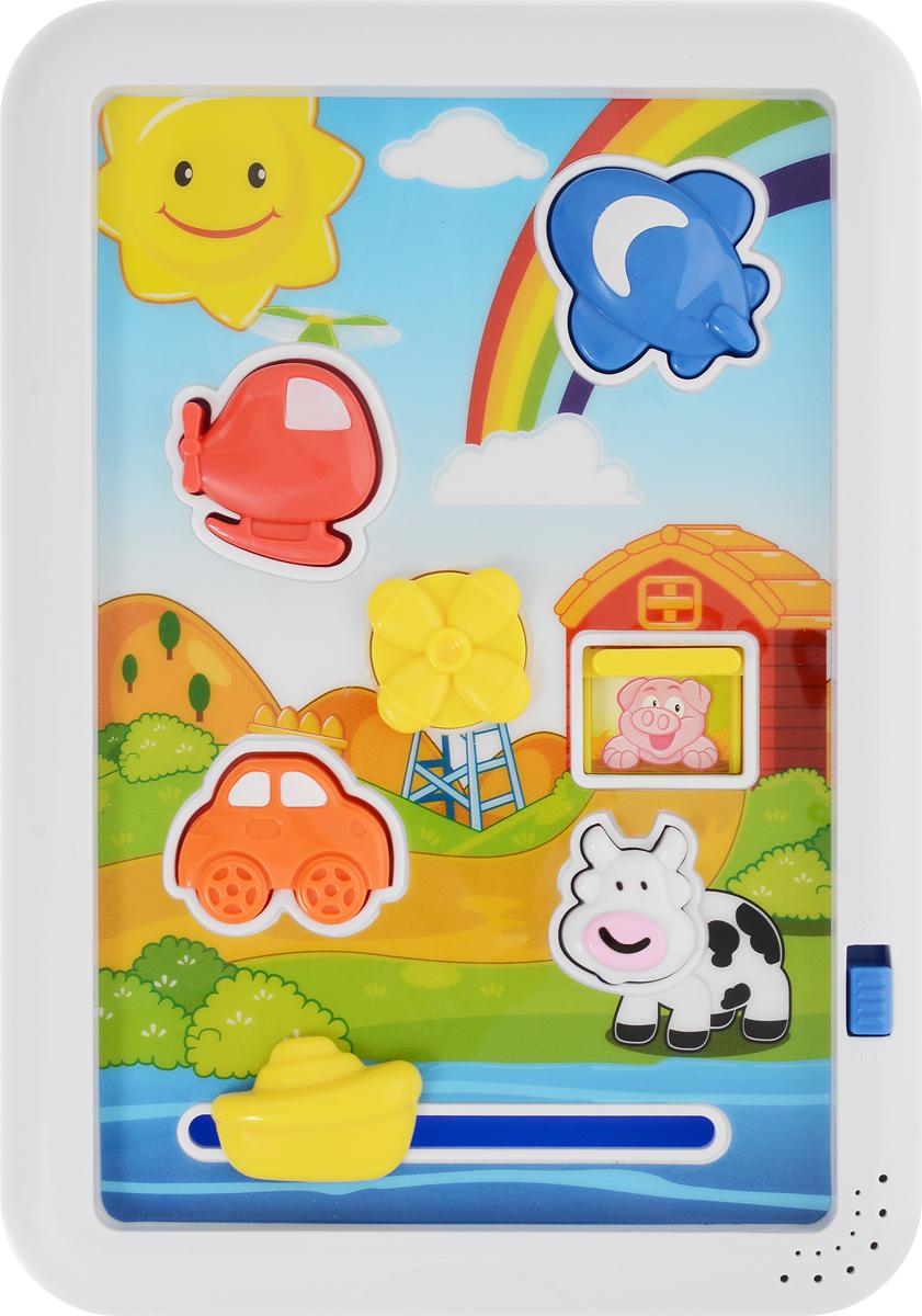 Keenway Развивающая игрушка Планшет - Игрушки для малышей