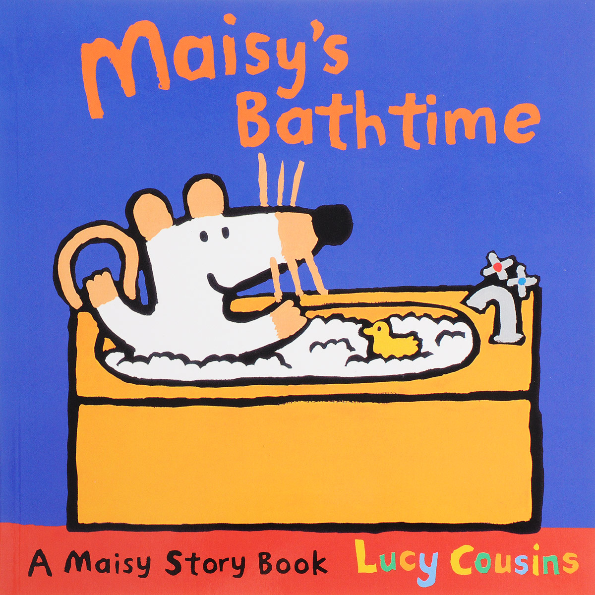 Maisy's Bathtime what she left