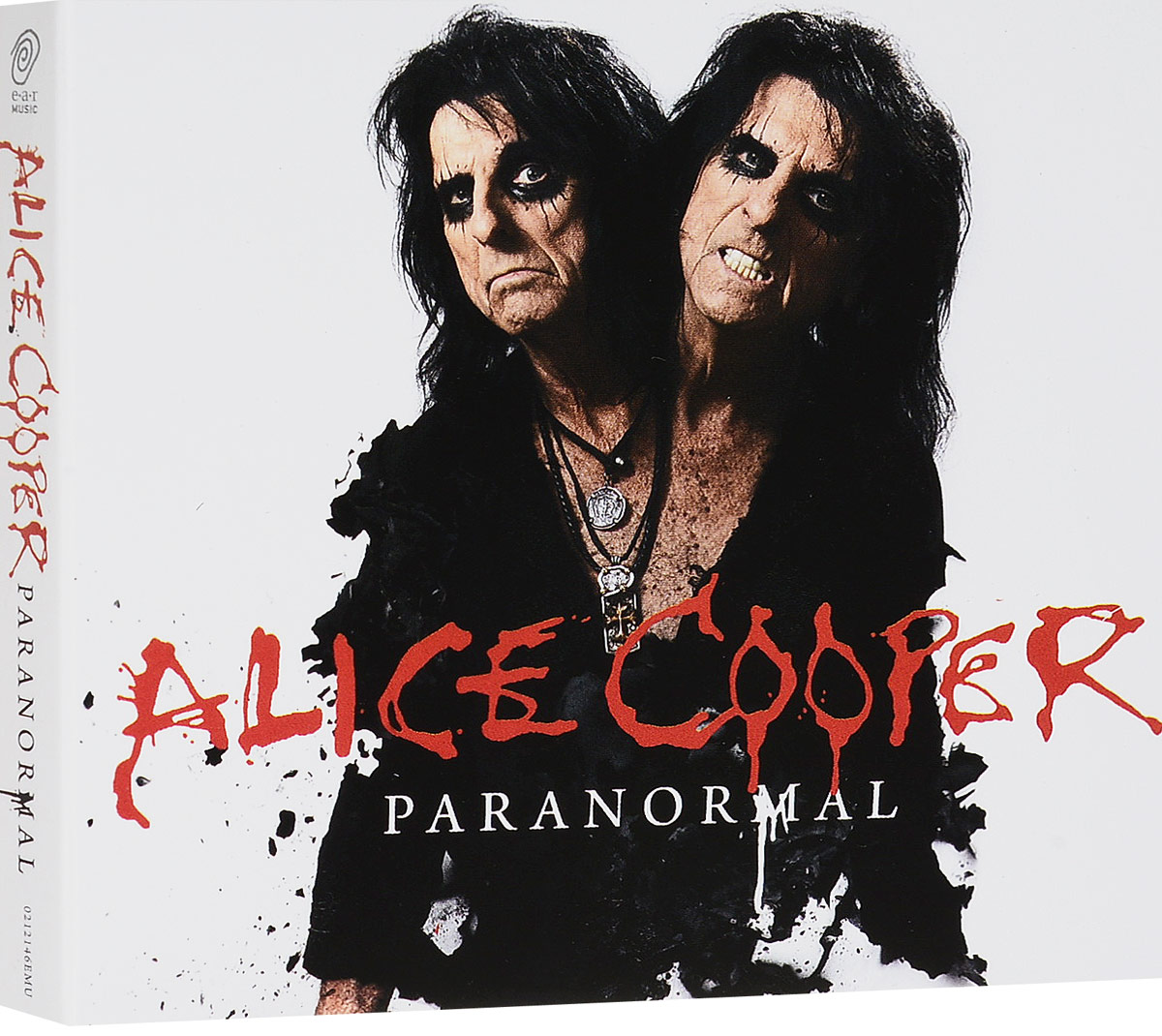 Элис Купер Alice Cooper. Paranormal (2 CD) элис купер alice cooper theatre of death live at hammersmith 2009 cd dvd