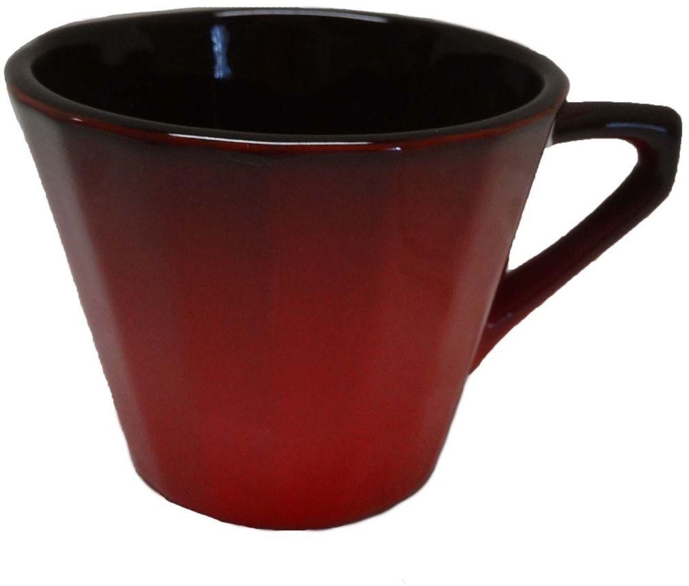 Чашка чайная Борисовская керамика Ностальгия, 200 мл. КРС14458001КРС14458001Чашка Борисовская керамика, выполненная из высококачественной керамики, сочетает в себе изысканный дизайн с максимальной функциональностью.Чашка Борисовская керамика предназначена для повседневного использования, а так же станет отличным подарком.