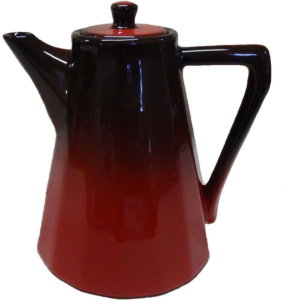 Кофейник Борисовская керамика Ностальгия, 700 мл. КРС14458006 ями yami рука красные облака стеклянный кофейник кофе горшок 600cc ym5096
