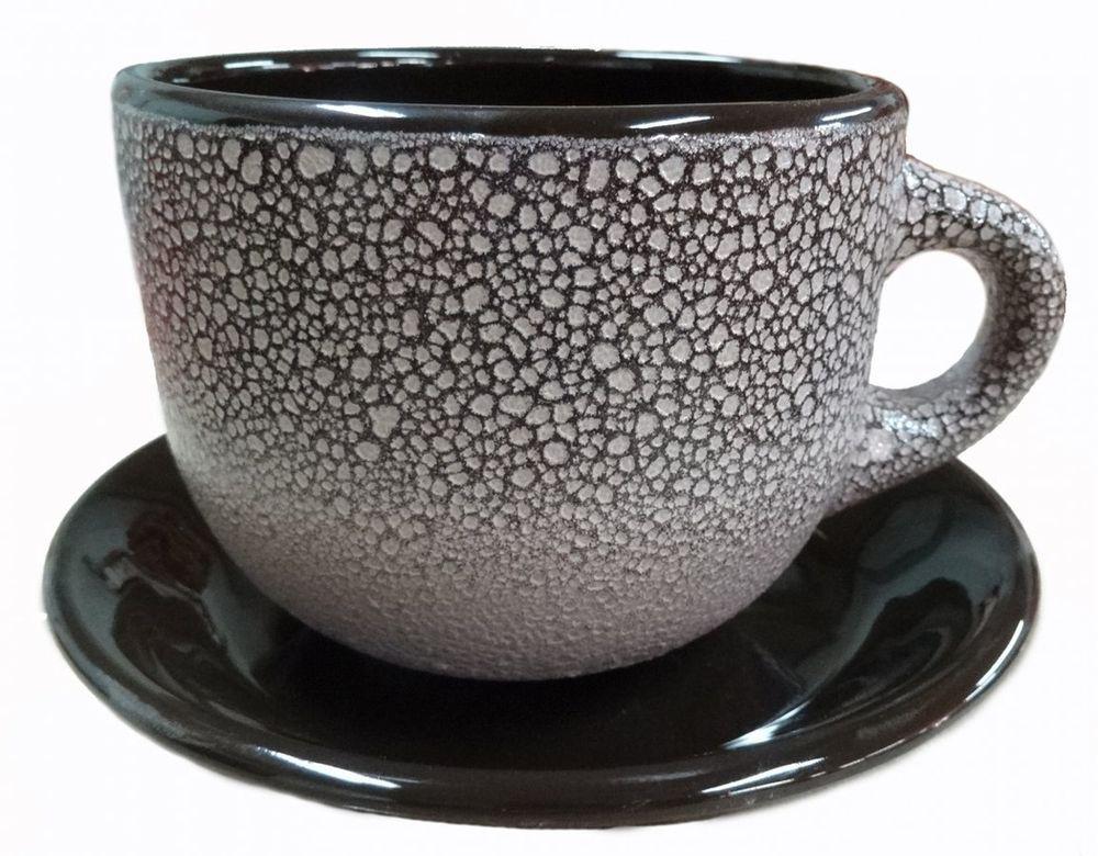Чайная пара Борисовская керамика, 500 млМРМ00000813Чашка Чайная с блюдцем МРМ00000813. Материал: Керамика. Объем: 0,5