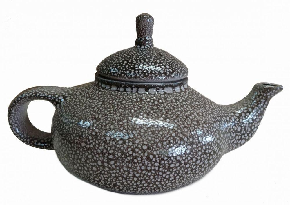 Чайник заварочный Борисовская керамика Кроха, 700 мл. МРМ00000816МРМ00000816Чайник Кроха средний МРМ00000816. Материал: Керамика. Объем: