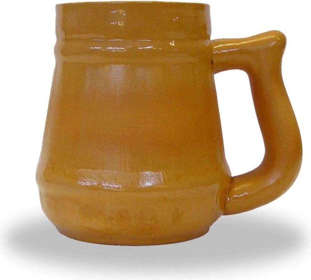 Кружка пивная Борисовская керамика Стандарт, 1,2 лОБЧ00000425Кружка Пивная ОБЧ00000425. Материал: Керамика. Объем: 3,5