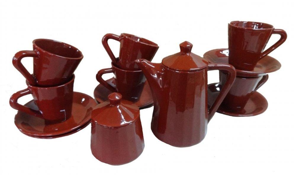 Сервиз чайный Борисовская керамика НостальгияОБЧ00000921Сервиз чайный Ностальгия ОБЧ00000921. Материал: Керамика. Объем: