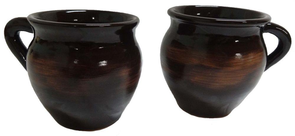 Горшочек для запекания Борисовская керамика  Стандарт , 500 мл - Посуда для приготовления