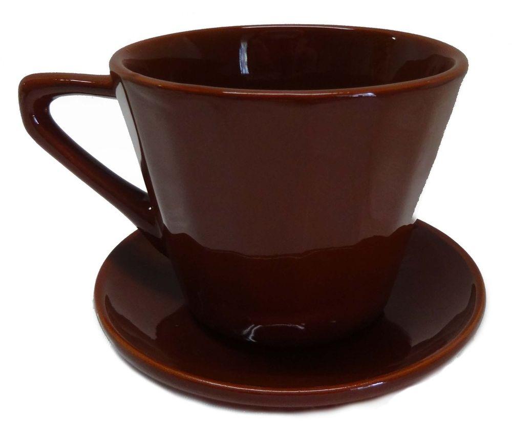 Чайная пара Борисовская керамика Ностальгия, 200 мл. ОБЧ14457958ОБЧ14457958Чашка Ностальгия №2 с блюдцем ОБЧ14457958. Материал: Керамика. Объем: 0,2