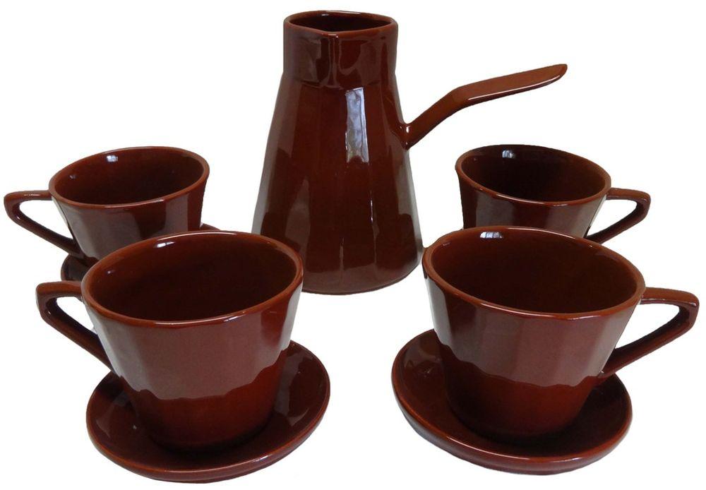 Сервиз кофейный Борисовская керамика Ностальгия. ОБЧ14457984ОБЧ14457984Сервиз кофейный Ностальгия малый ОБЧ14457984. Материал: Керамика. Объем: