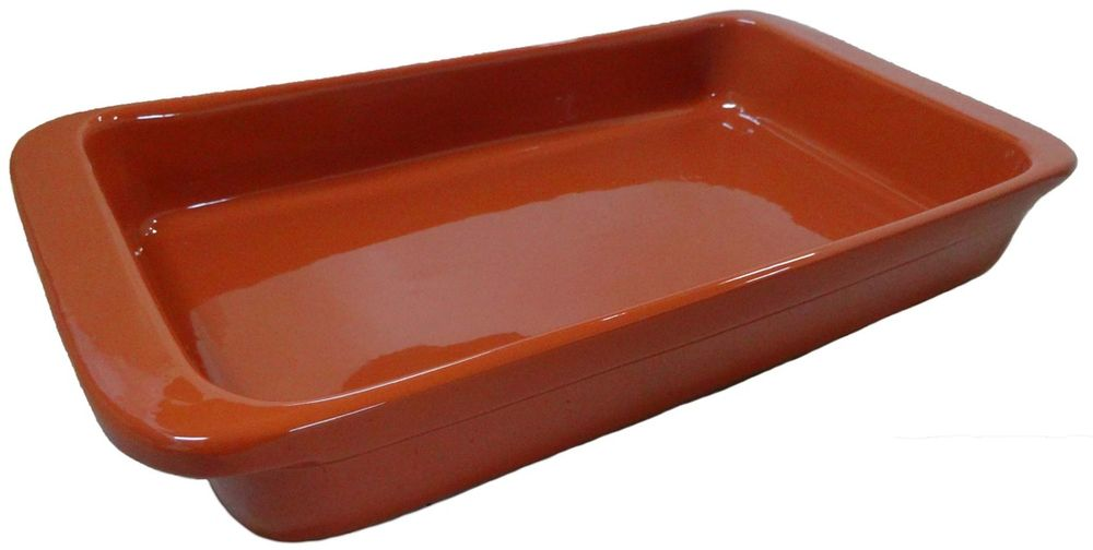 Форма для запекания Борисовская керамика Стандарт, 1,5 лОБЧ14458408Функциональная прямоугольная форма для запекания Борисовская керамика Стандарт выполнена из высококачественной керамики.Форма имеет толстые стенки и дно, что позволяет ей равномерно нагреваться и долго сохранять тепло. Приготовленные в керамической посуде блюда сохраняют все витамины, а благодаря низкой теплопроводности материала, блюда приобретают незабываемый вкус.Красивый внешний вид формы позволяет использовать ее не только для запекания, но и для сервировки стола.