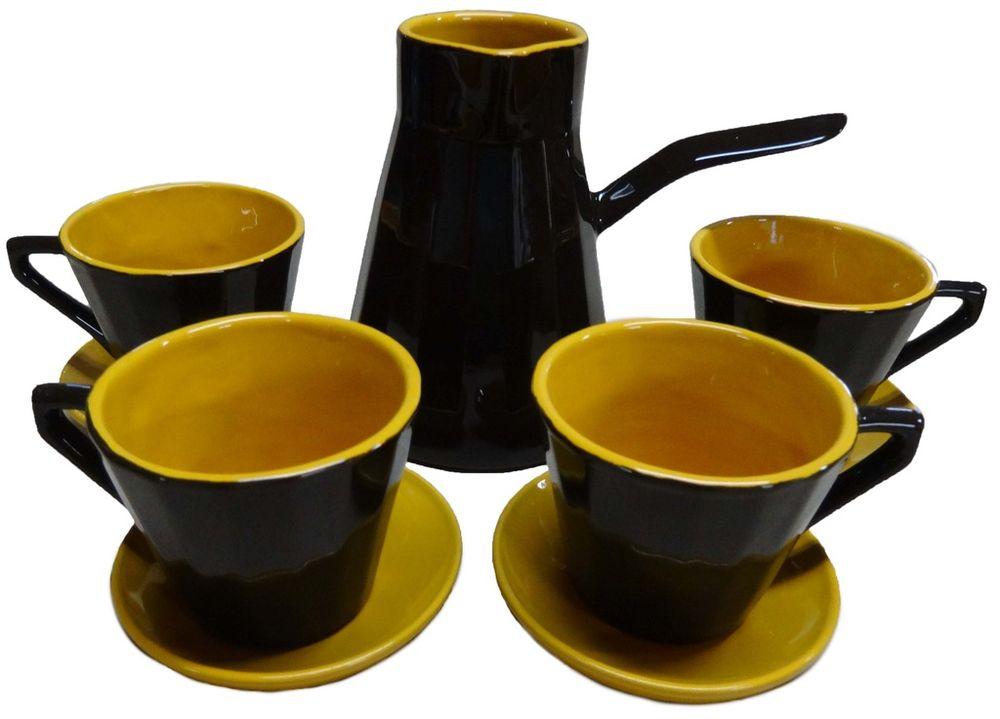 Сервиз кофейный Борисовская керамика НостальгияРАД14457987Сервиз кофейный Ностальгия малый РАД14457987. Материал: Керамика. Объем: