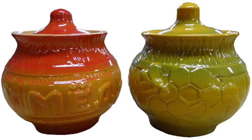 Горшочек для меда Борисовская керамика Русский, 600 мл РАД14458094РАД14458094Горшочек для меда Русский РАД14458094. Материал: Керамика. Объем: