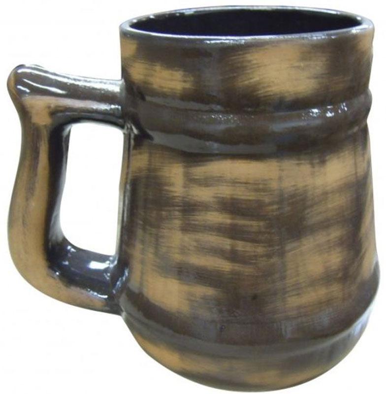 Кружка пивная Борисовская керамика Старина, 1,2 лСТР00000426Кружка Пивная СТР00000426. Материал: Керамика. Объем: 2,4