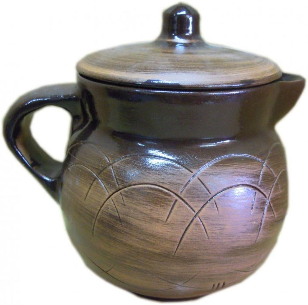 Кувшин Борисовская керамика Чижик, 1 л. СТР00000452