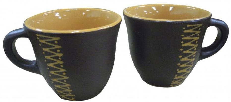 Чашка чайная Борисовская керамика Чугун, 300 млЧУГ00000629Чашка для чая ЧУГ00000629. Материал: Керамика. Объем: 0,25