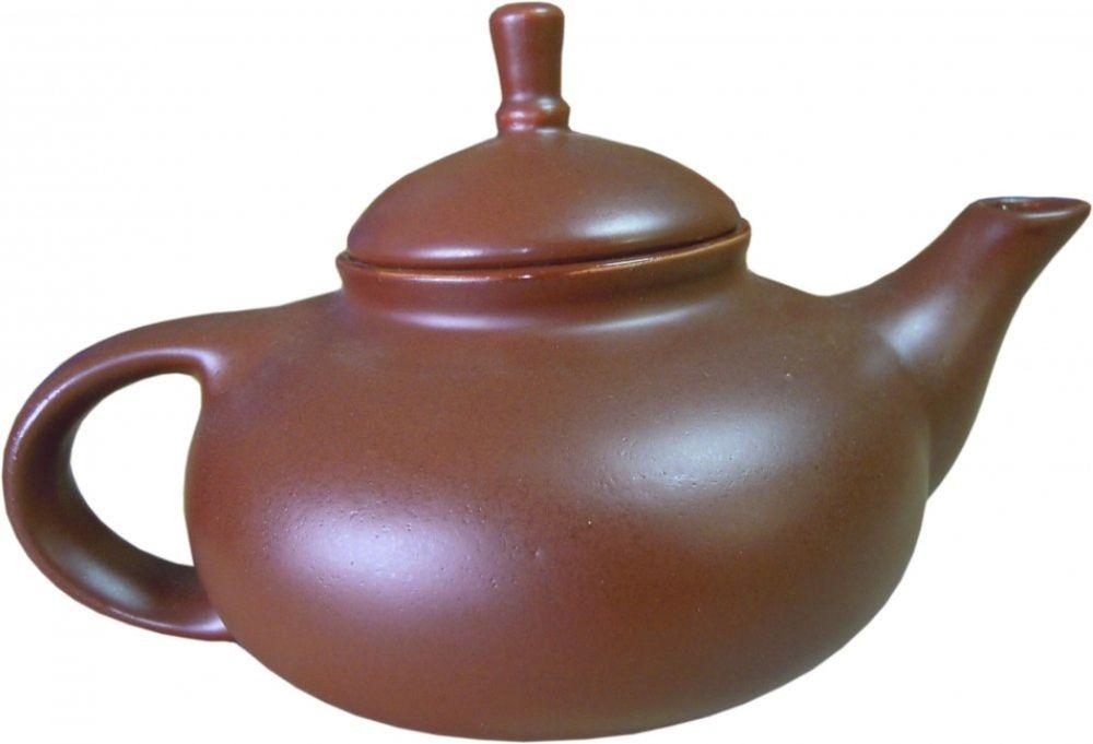 Чайник заварочный Борисовская керамика Кроха, цвет: коричневый, 700 млШЛК00000611Чайник заварочный Борисовская керамика Кроха выполнен из высококачественной керамики. Чайник лаконичной формы с коротким носиком и практичной ручкой. Крышка дополнена удобным держателем. У изделия гладкая поверхность, на ощупь напоминающая шелк.Объем: 0,7 л.