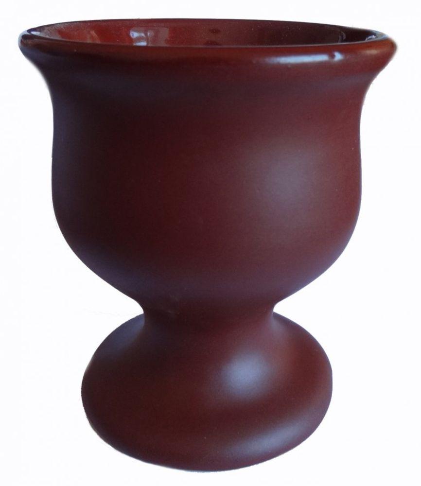 """Бокал """"Борисовская керамика"""" изготовлен из высококачественное керамики. Благодаря такому  материалу напитки дольше сохраняют свою температуру. Изысканный дизайн придется по вкусу и ценителям классики и тем, кто предпочитает современный стиль.  Можно использовать в духовке и микроволновой печи."""