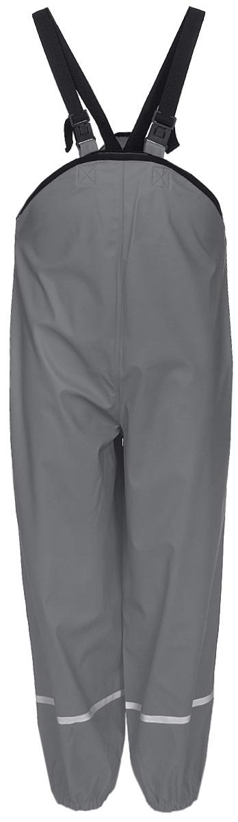 Брюки-дождевики для мальчика Oldos Active Капелька, цвет: серый. 3A7PT01. Размер 110, 5 лет3A7PT01Брюки-дождевики OLDOS ACTIVE Капелька из прорезиненной ткани для смелых прогулок по лужам весной, осенью и даже зимой. Запаянные швы, полиуретановое покрытие без ПВХ. Материал мягкий, но водонепроницаемый и грязеотталкивающий, не деревенеет на морозе. Регулируемый обхват талии. Регулируемые по длине эластичные подтяжки, можно отстегнуть на груди. Эластичные штрипки, регулируемые по длине. Светоотражающие элементы.