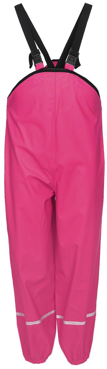 Брюки-дождевики для девочки Oldos Active Капелька, цвет: розовый. 3A7PT01. Размер 128, 8 лет3A7PT01Брюки-дождевики OLDOS ACTIVE Капелька из прорезиненной ткани для смелых прогулок по лужам весной, осенью и даже зимой. Запаянные швы, полиуретановое покрытие без ПВХ. Материал мягкий, но водонепроницаемый и грязеотталкивающий, не деревенеет на морозе. Регулируемый обхват талии. Регулируемые по длине эластичные подтяжки, можно отстегнуть на груди. Эластичные штрипки, регулируемые по длине. Светоотражающие элементы.