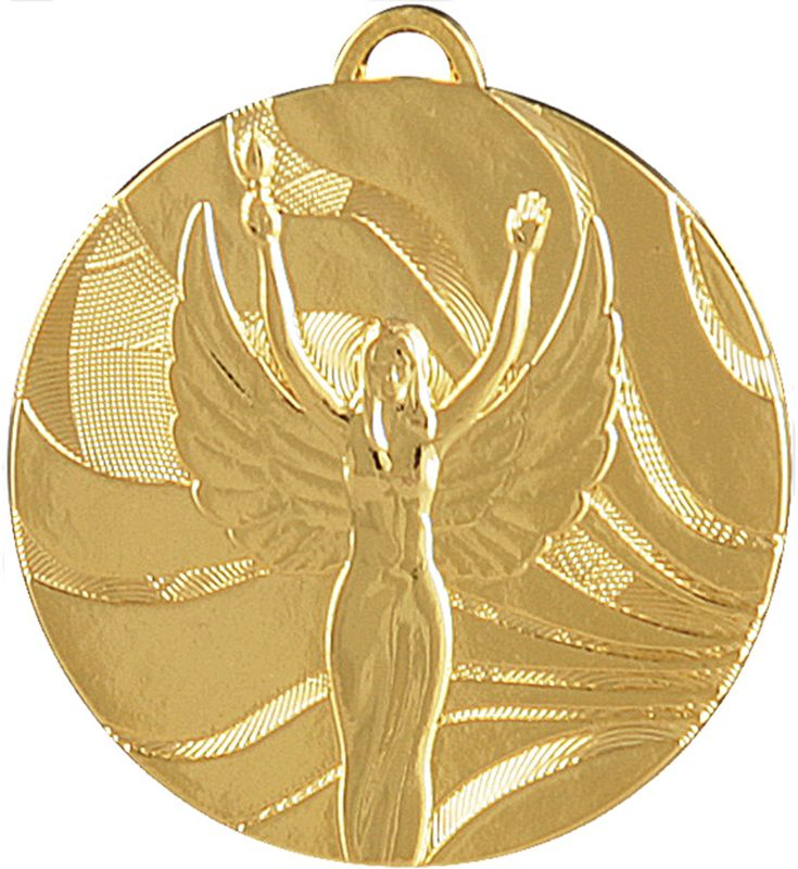 Медаль Ника, 1 место, диаметр 5 см. 337421337421Классическая медаль Ника - за первое место для церемонии награждения. Ее можно использовать для награждения команды за спортивные достижения в разных дисциплинах. При любом мероприятии, победителю будет невообразимо приятно получить медаль, символ величия и победы. Диаметр: 5 см.