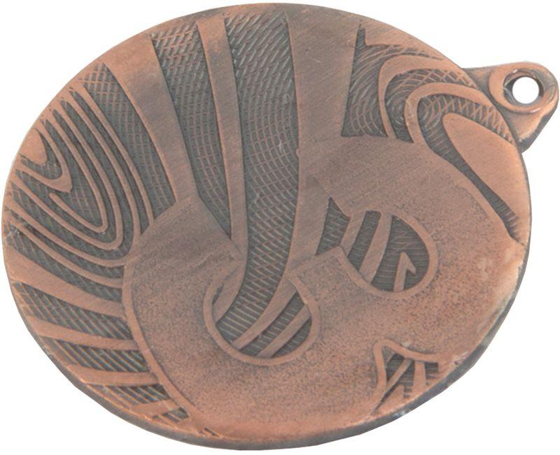 Медаль за 3 место, диаметр 4 см. MMC6040/BMMC6040/B