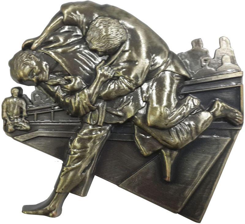 Магнит наградной Enebe Дзюдо, 9 х 9 см. 81406 наградной кубок олимп