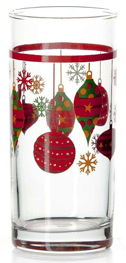 Набор стаканов Pasabahce Крисмас Тойз, 290 мл, 3 шт42402B/D11Набор Pasabahce Крисмас Тойз состоит из трех стаканов, выполненных из прочного стекла. Стаканы, декорированы красочным рисунком и утолщенным дном, предназначены для подачи различных прохладительных напитков. Такой набор послужит отличным подарком и станет украшением стола.