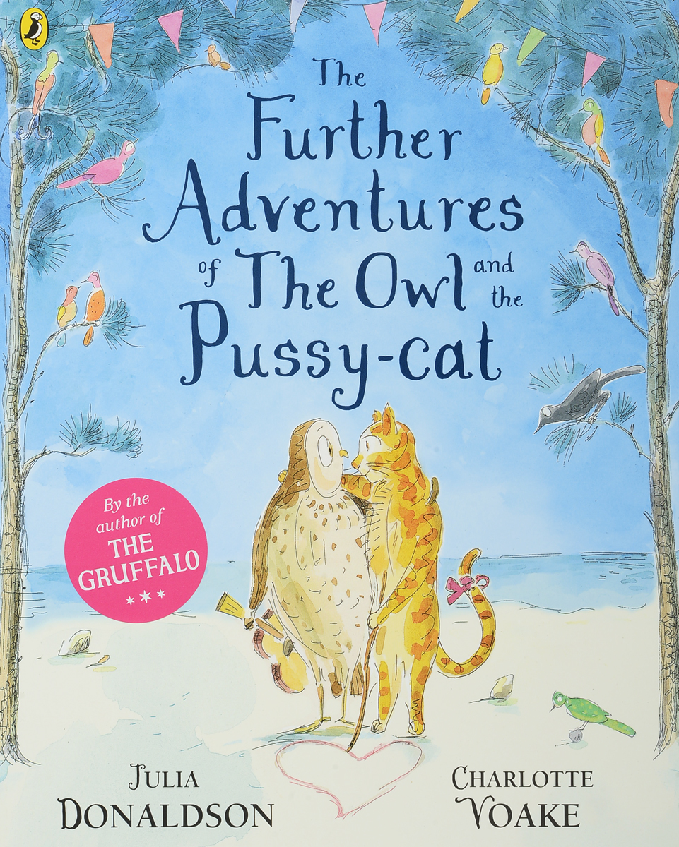 The Further Adventures of the Owl and the Pussy-cat the eyes of the cat