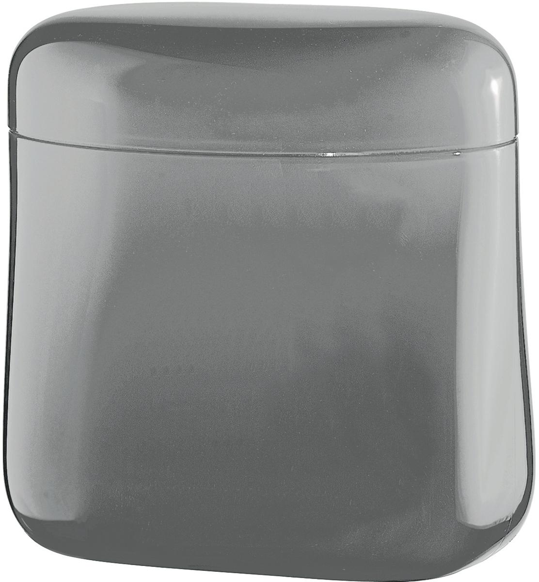 Банка для кофе Guzzini Gocce, цвет: серый, 700 мл27300092Банка Gocce создана специально для длительного хранения кофе. Она изготовлена из органического стекла со светонепроницаемым покрытием для защиты от преждевременного разрушения. Крышка банки плотно закрывается, что позволит надолго сохранить вкус и аромат кофе. Благодаря своей компактности, ёмкость не займет много места в шкафу и идеально поместится в дверце холодильника. При желании её можно использовать для хранения не только кофе, но и других сыпучих продуктов.Объем 700 мл. Пригодна для мытья в посудомоечной машине.